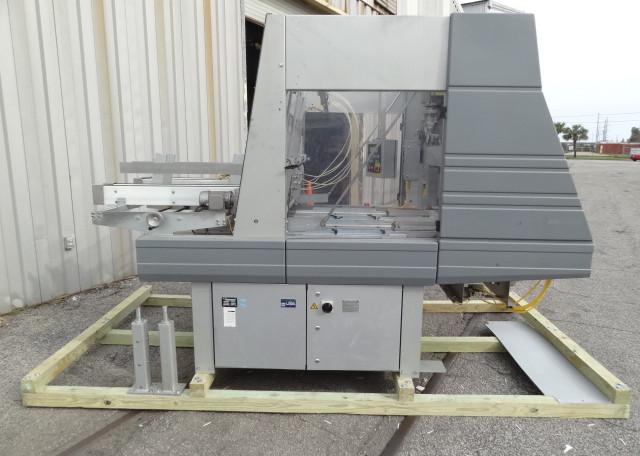 Doboy Dual Mandrel Tray Former model 7420 | Ferguson Packaging