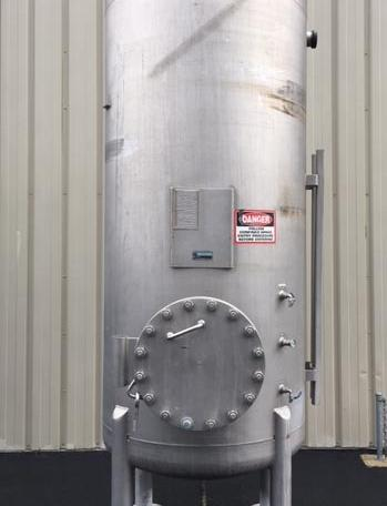 Osmonics 48x96 SST Carbon Filter (4)