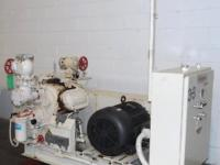 VILTER 75 HP 6 Cylinder Ammonia Compressor f