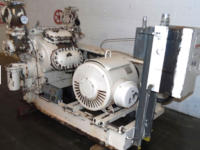 Vilter Ammonia Compressor 8 Cylinder 100HP