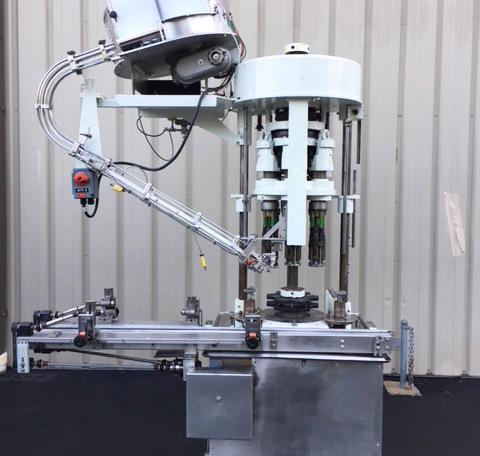 Zalkin CA-6 ROPP Capper SN 61161 (1)