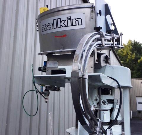 Zalkin CA-6 ROPP Capper SN 61161 (9)