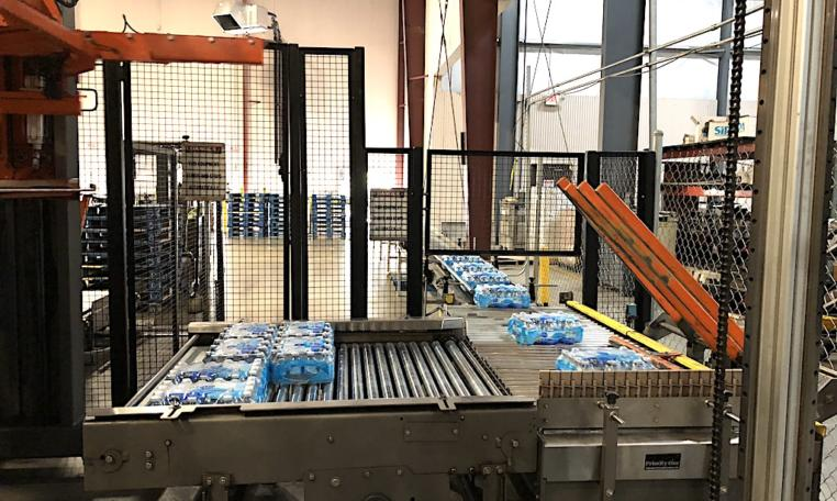 Complete 27500 bph PET Water Bottling Line x