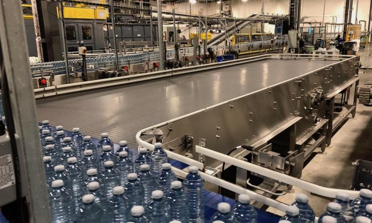 Krones Linker PET Water Bottling Line r