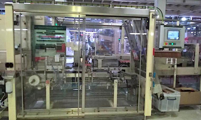 Meurer CMTP 25-B 400 Tray and Wrap-Around Packer a