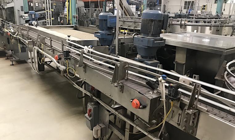 Tabletop Conveyors c