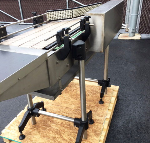 Arrowhead Feed Table Conveyor (10)