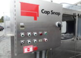 CapSnap Adapta bottle washing filling and capping system f