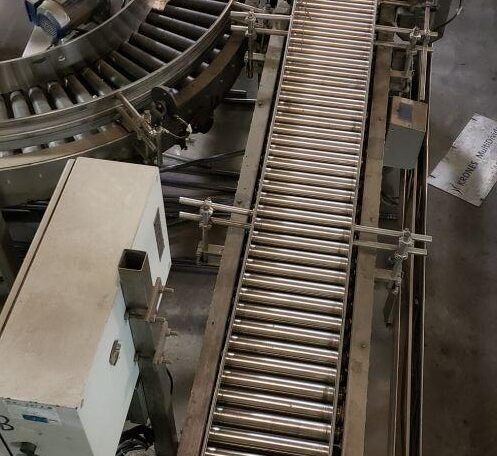 Case Conveyor f