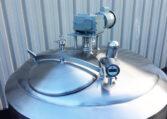 Crepaco 250 Gallon Vat Pasteurizer (5)