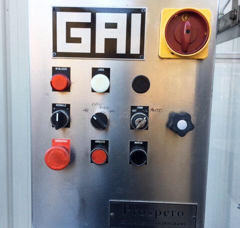 GAI Model 10012 Rinser (8)