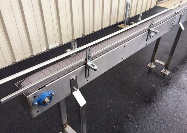 MCS 4.5 in tabletop Conveyor Section c