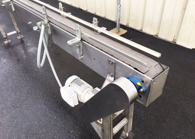 MCS 4.5 in tabletop Conveyor Section d