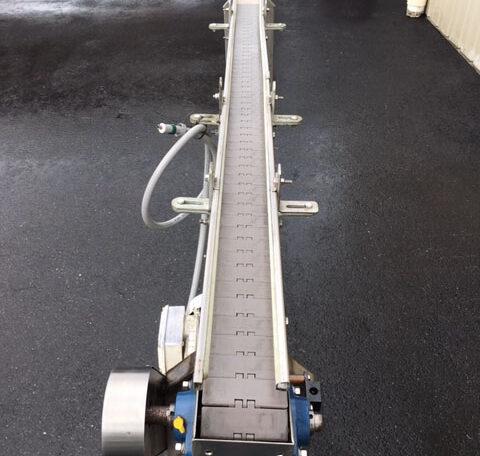 MCS 4.5 in tabletop Conveyor Section e