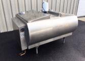 Mueller 250 Gallon Refrigerated Bulk Milk Tank (2)