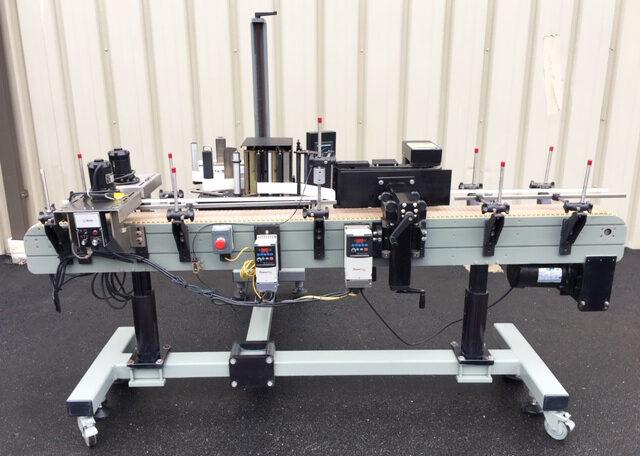 Paragon PLS-400 Wrap Around Labeler (2)