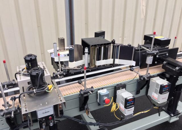 Paragon PLS-400 Wrap Around Labeler (5)