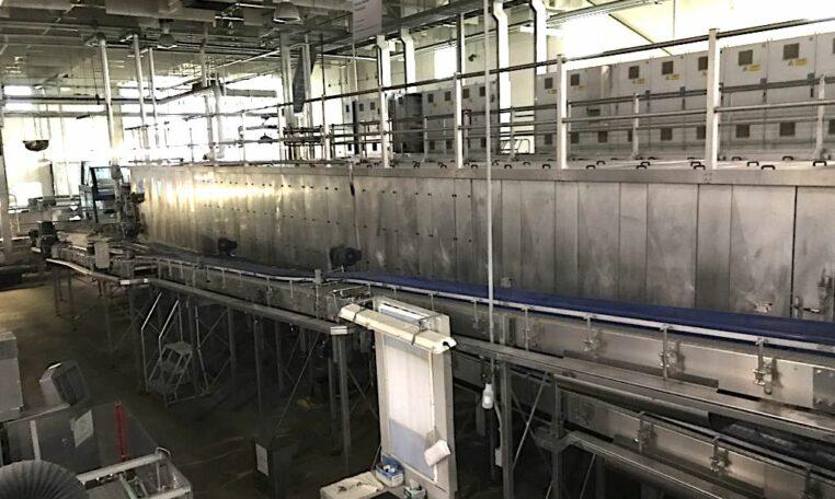Sander Hansen DD SST Pasteurizer Tunnel a