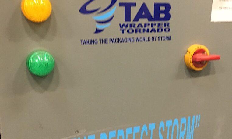 TAB INC Orbital Stretch Wrapper b