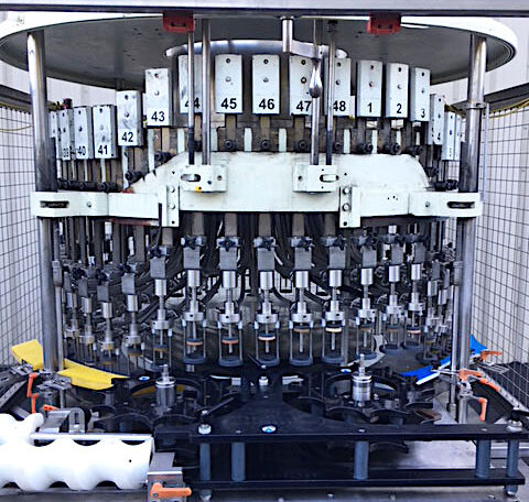US Bottlers GVE-48 LS Filler (11)