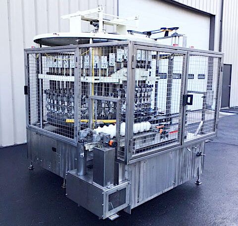 US Bottlers GVE-48 LS Filler (3)