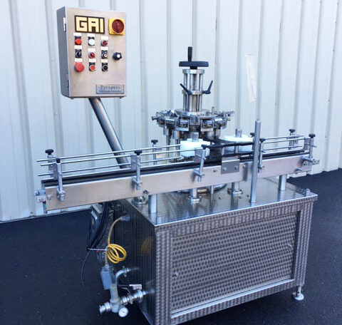 GAI Model 10009 Rinser (2)