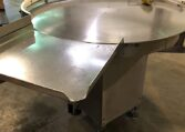 40 Inch Rotary Accumulation Table a