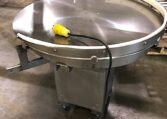 40 Inch Rotary Accumulation Table b