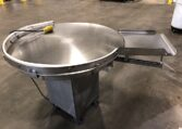 40 Inch Rotary Accumulation Table c