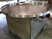 56 Inch Rotary Accumulation Table a