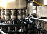 Crown Bottle Filler Alcoa Capper Model 60-12 j