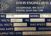 Davis Engineering Multi-Packer i