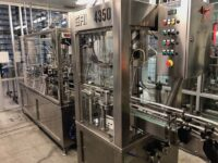 GAI 50 BPM Glass Bottling Line j