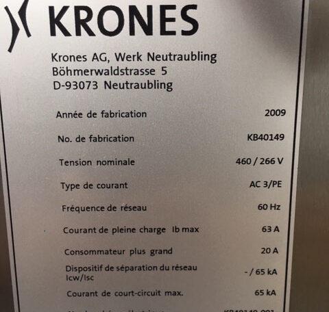 Krones Contiflow Mixer (15)