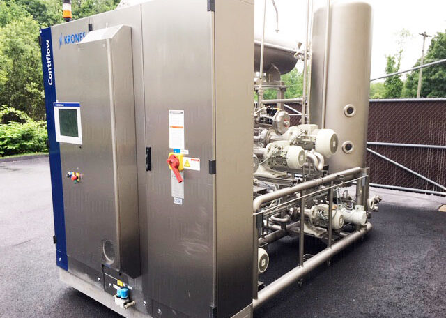 Krones Contiflow Mixer (9)