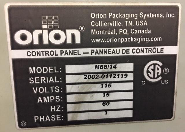 ORION Pallet Wrapper (3)