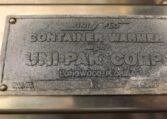 Uni-Pak 618 SS Warmer Tunnel C.B. (3)