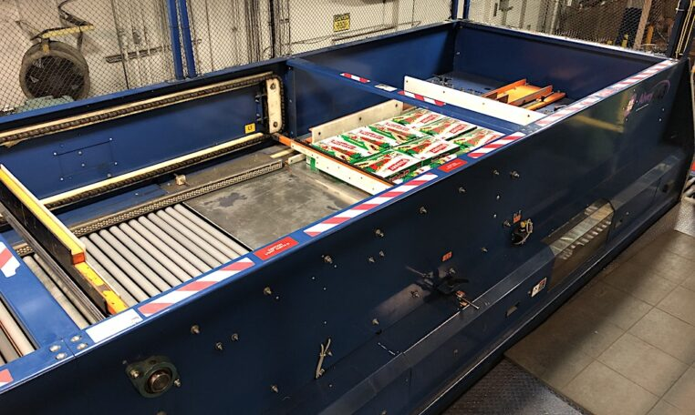 Alvey Model 943 Case Palletizer i