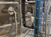 Andritz 5218 Gal SST Sanitary Holding Tanks d