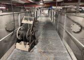 Andritz 5218 Gal SST Sanitary Holding Tanks k