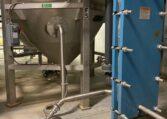 Andritz 5218 Gal SST Sanitary Holding Tanks n