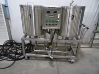 ABE Twin Tank CIP System c