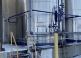 Feldmeier 25,000 gallon vertical Jacketed Tanks c