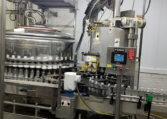 Fogg 54-18 Bottle Filler Alcoa Capper a