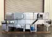 SJI 8' x 14' Stainless Bottle Warmer Cooling Tunnel, Serial #40200007 (1)