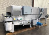 SJI 8' x 14' Stainless Bottle Warmer Cooling Tunnel, Serial #40200007 (3)
