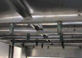 SJI 8' x 14' Stainless Bottle Warmer Cooling Tunnel, Serial #40200007 (7)