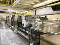 SMI SK802 T Tray Packer Shrink Wrap Bundler a