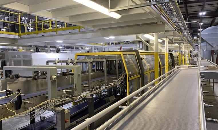 SMI SK802 T Tray Packer Shrink Wrap Bundler b