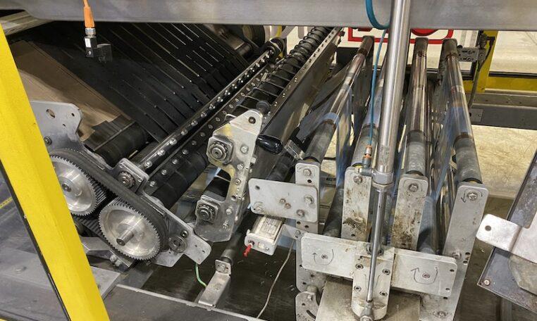 SMI SK802 T Tray Packer Shrink Wrap Bundler e